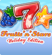 Игровой автомат Fruits'N'Stars: Holiday Edition