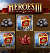 Игровой автомат Heroes III of Might and Magic