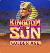 Игровой автомат Kingdom of the Sun: Golden Age