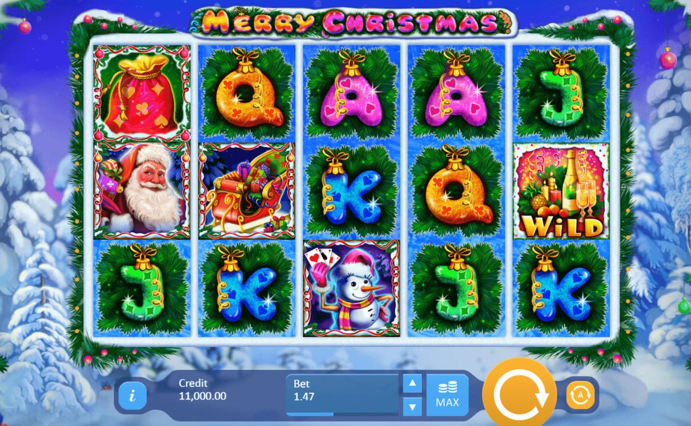 Деньги онлайн игровой автомат marry christmas update ставках