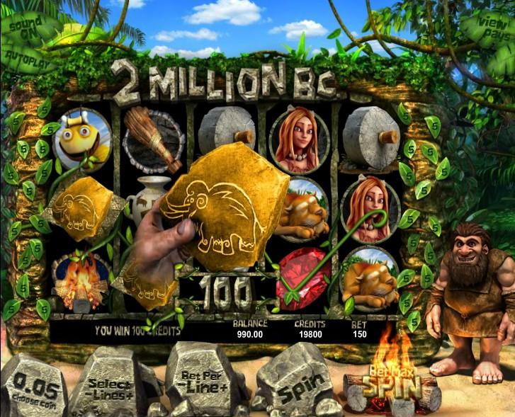игровой автомат 2 million