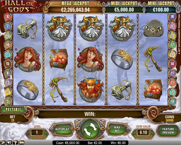 Игровой автомат hall of gods зал богов играть бесплатно онлайн марафон букмекерская онлайн