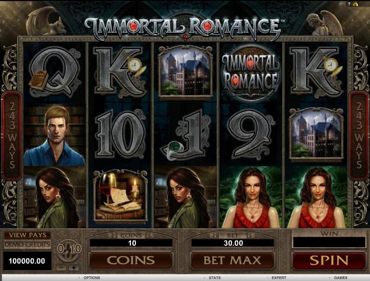 Тогда новика эпическая сага Immortal Romance (Бессмертный роман) от разработчика азартных игр «Microgaming» обязательно будет Вам по душе.Кинешма