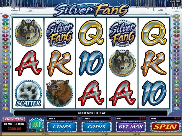 Игровой автомат silver fang играть онлайн бесплатно Грозный