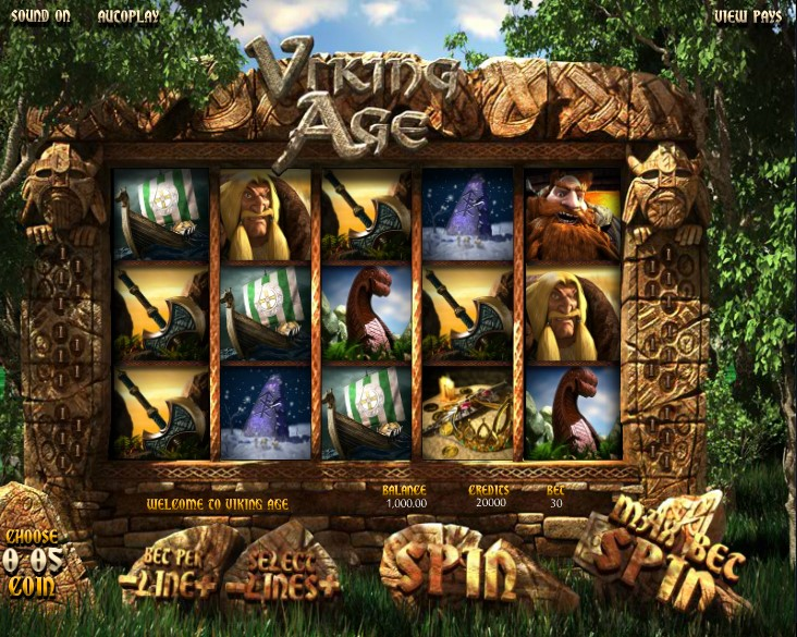 Игровой автомат viking age keep хабиб