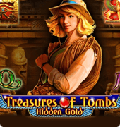 Игровой автомат Treasures of Tombs Hidden Gold